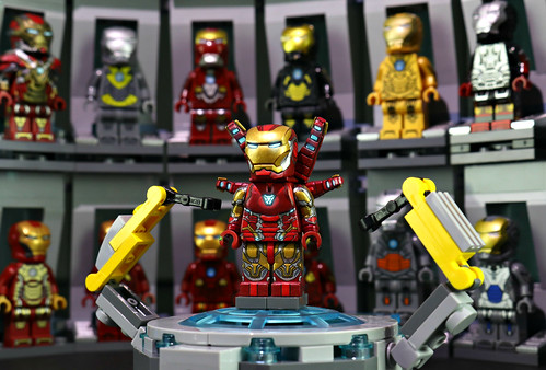 48991673426 c8326a8e0a LEGO Iron Man HALL OF ARMOR 24