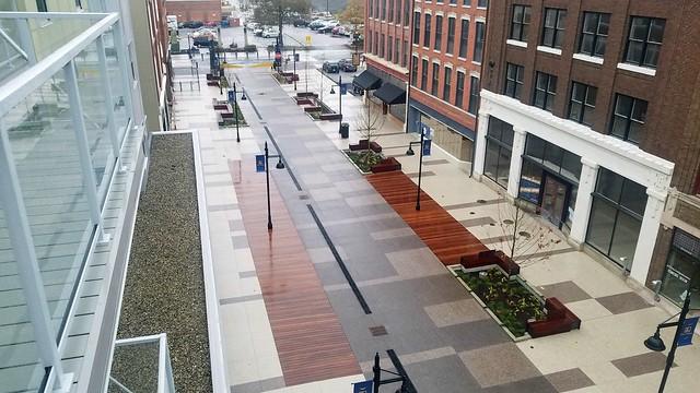 GraniFlex Coated Street- Homestead Coatings and Construction- Fort Wayne, IN