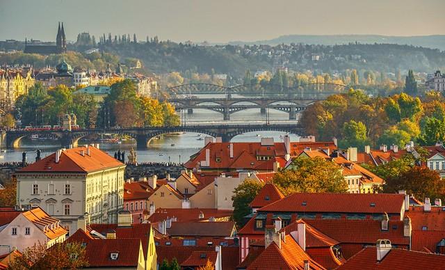 Autumn Prague