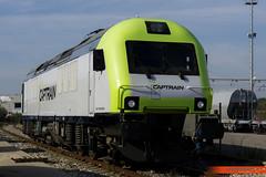 601-005 CAPTRAIN