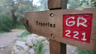 GR 221 - Esporles