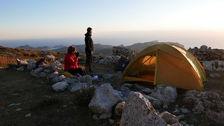 Camping site - Pas d'Eu Ponca
