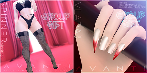 AVANTI GROUP GIFTS!!