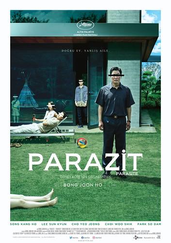 Parazit - Parasite - Gisaengchung (2019)