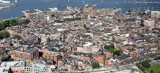 North End Boston Real Estate Aerial | by Performance Impressions LLC