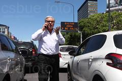 marcha en oficina del FMI / 9