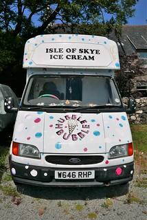 Isle of Skye Ice Cream
