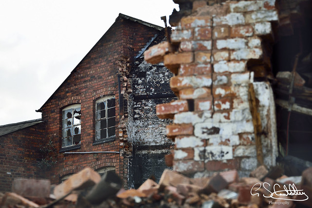 Fire Aftermath, Greatrex House, Walsall 06/07/2019