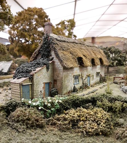 Pendon Cottages