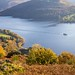 Ullswater Steamer from Yew Crag