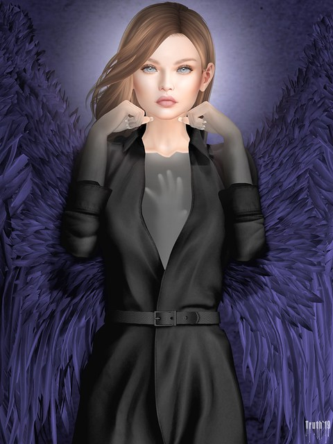 Don't You Worry. I'm your Angel Standing By.