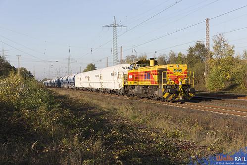 275 113 (546) . Tyssen Krupp . 52470 . Lintorf . 31.10.19.