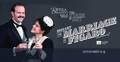 "Opera Orlando presents Mozart's ""The Marriage of Figaro"""