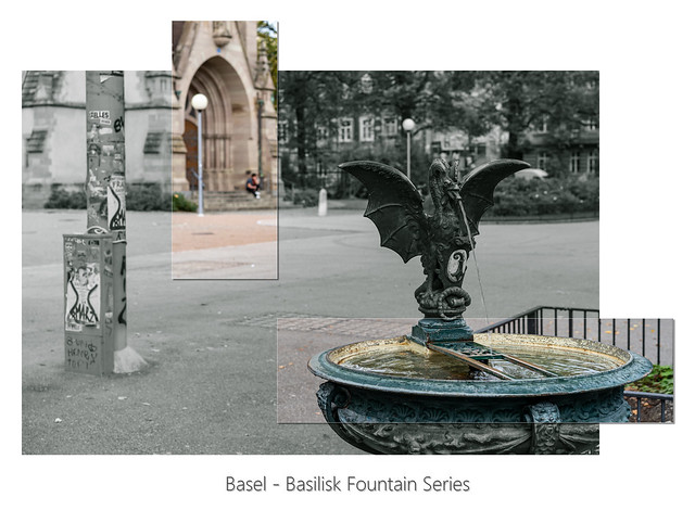 Basilisk Fountain Nr. 7