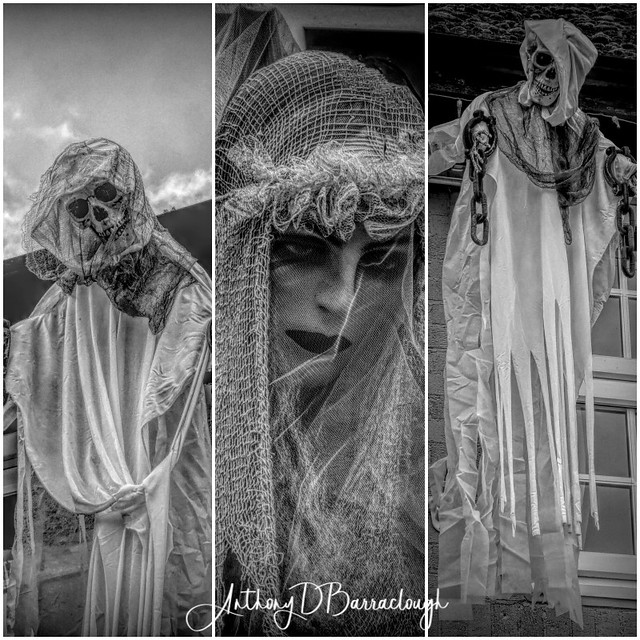 All Hallows Night Triptych 358-59-60-1