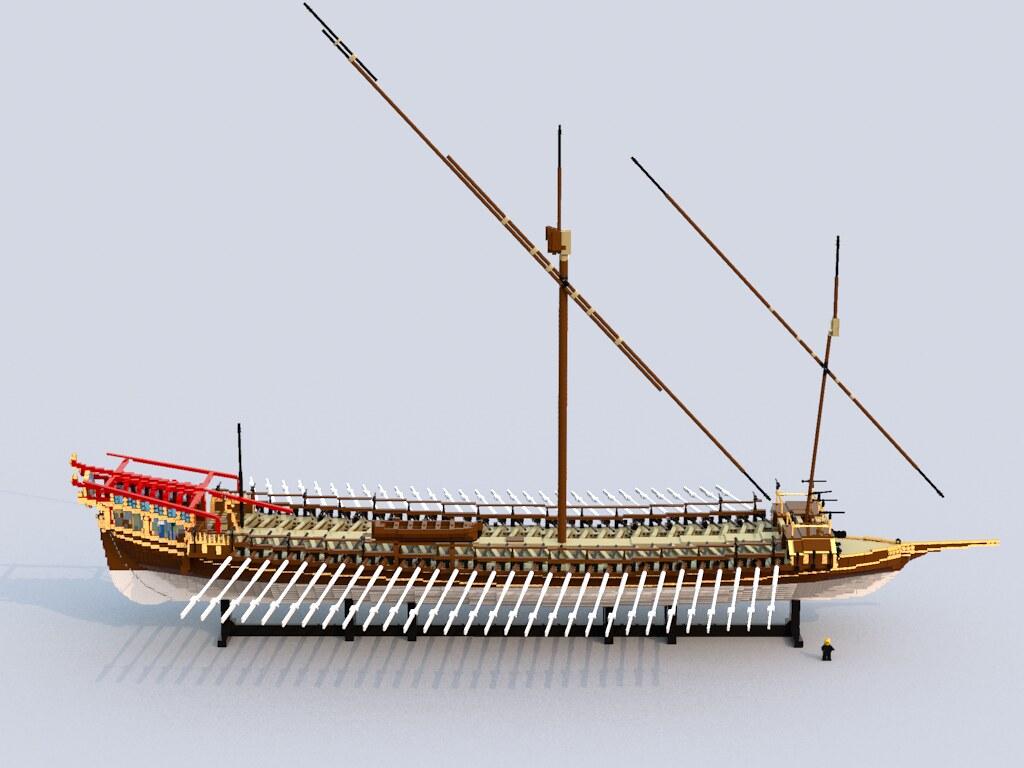 Starboard La capitana Chapmann LVIII