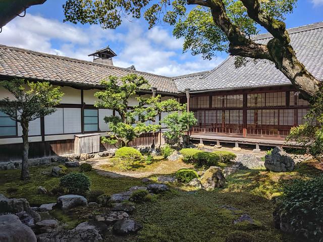 Sanboin area @ Daigoji