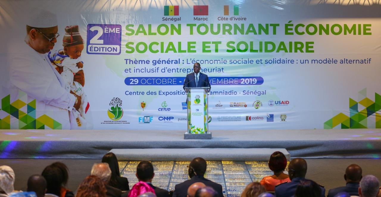 2ème Edition Salon Tournant Economie Sociale et Solidaire
