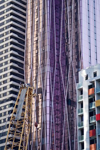 Melbourne old, new and building | by Joe Lewit