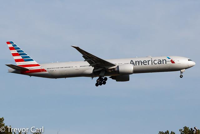 American Airlines | N720AN | Boeing 777-323/ER | JFK | KJFK