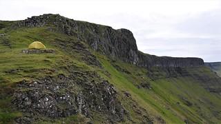 Campsite Trotternish Ridge