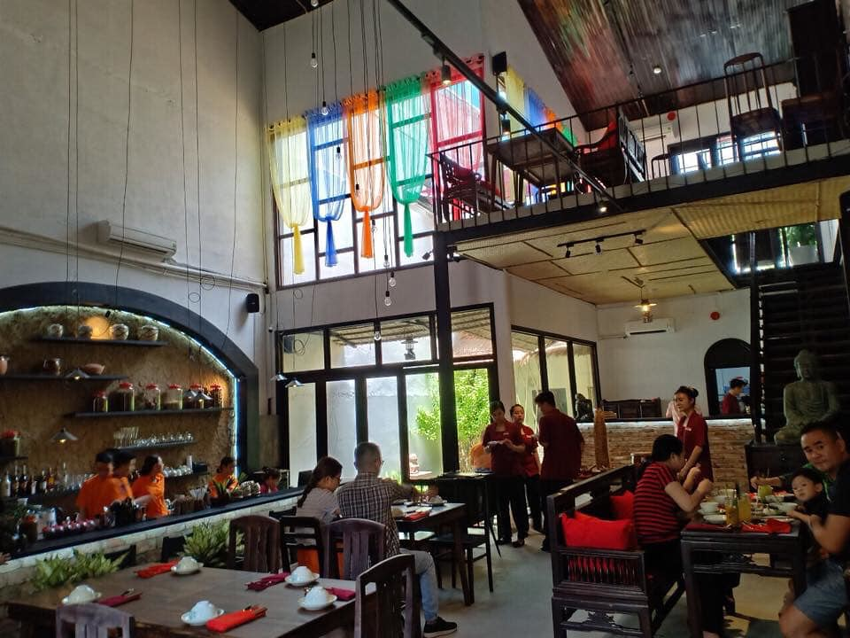 Shamballa Vegetarian Restaurant & Tea House Saigon 9