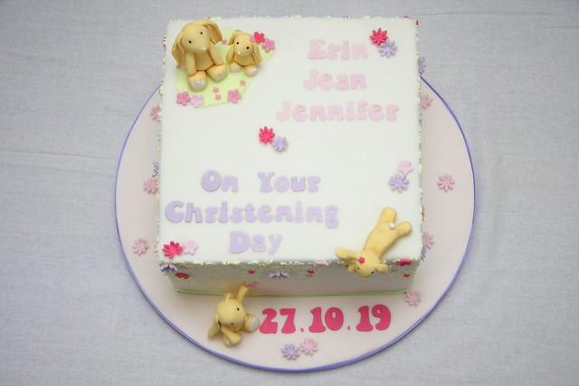 Christening Cake (43/52)