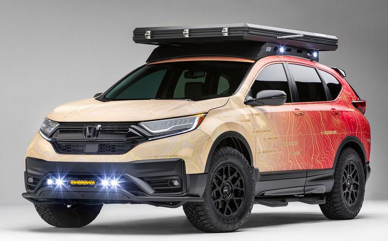 01 - 2020 Honda CR-V Dream Build by Jsport for 2019 SEMA Show-1200x800