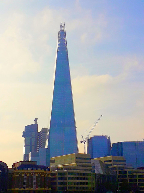 The Shard, Londres.
