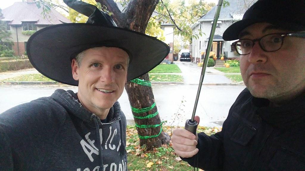Marc Weisblott and Me