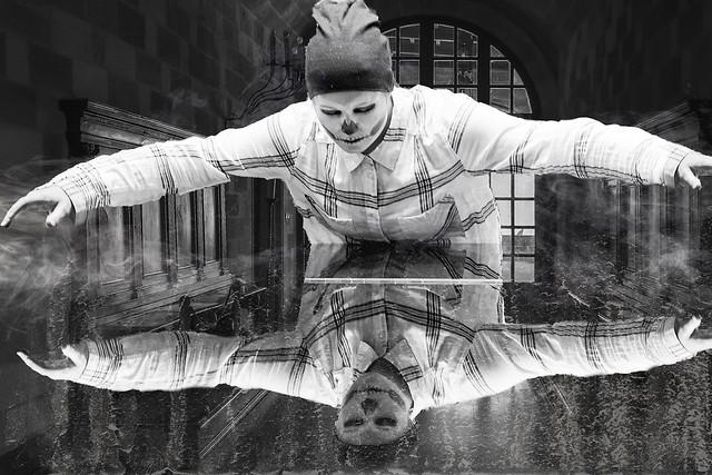 Halloweenian magician
