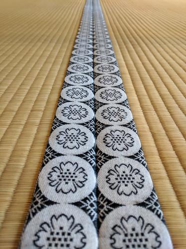 tatami mat edging