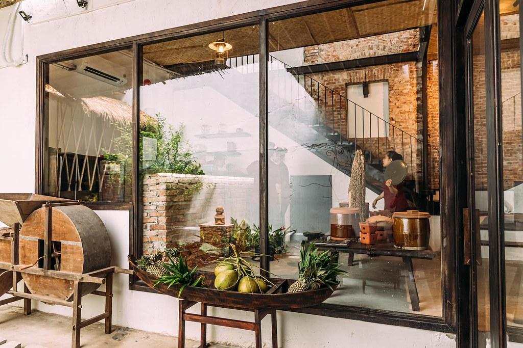 Shamballa Vegetarian Restaurant & Tea House Saigon 10