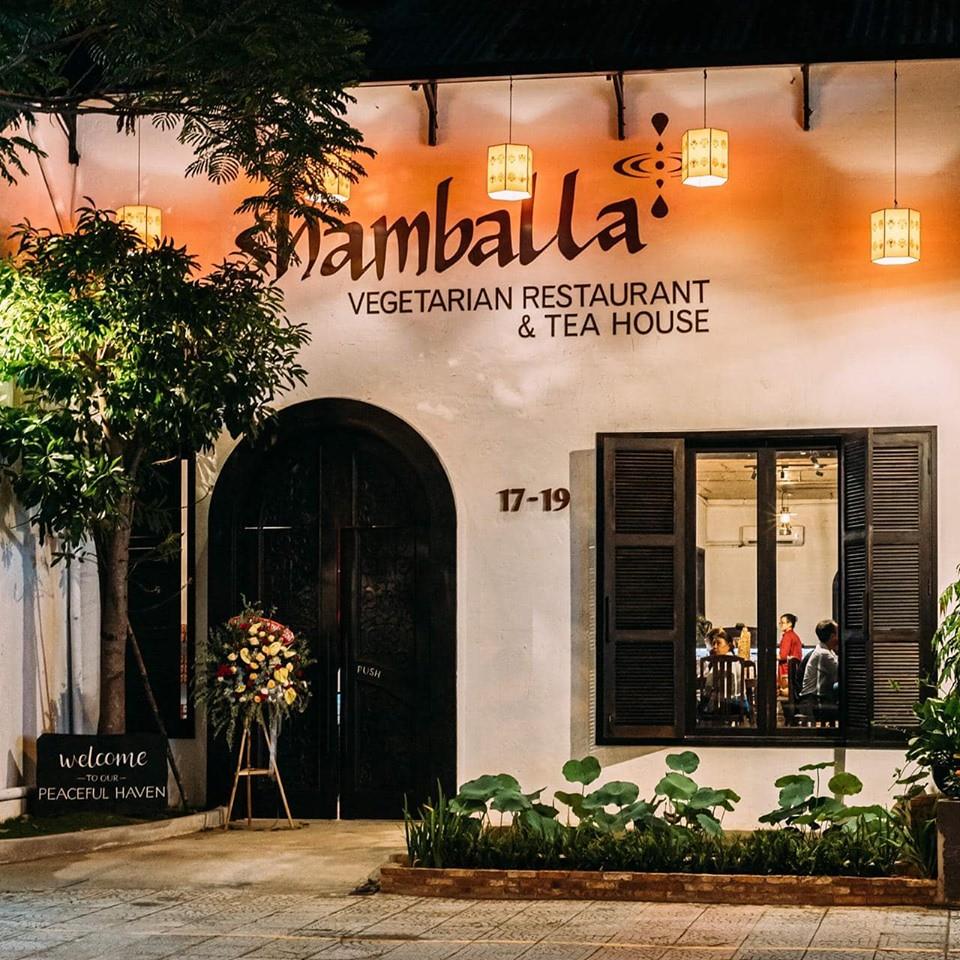 Shamballa Vegetarian Restaurant & Tea House Saigon
