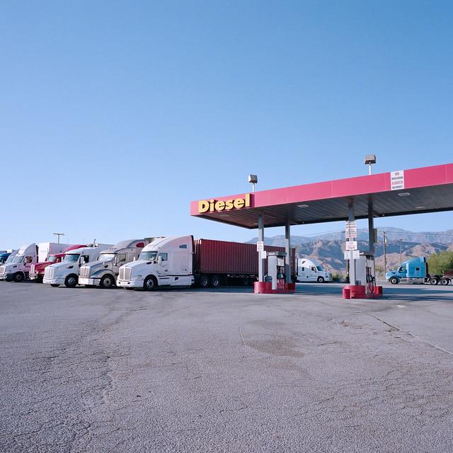 diesel. cabazon, ca. 2019.