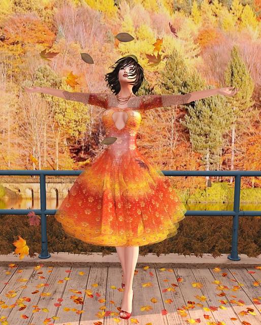 Savoha Creations - Autumn Gold