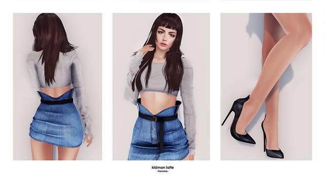 Kidman Latte's Fashion Journal