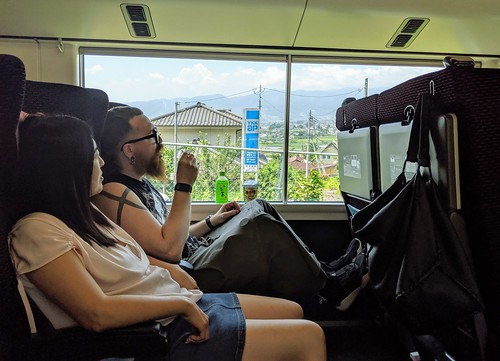 Kofu bound | by broox