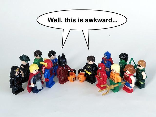 Awkward Halloween