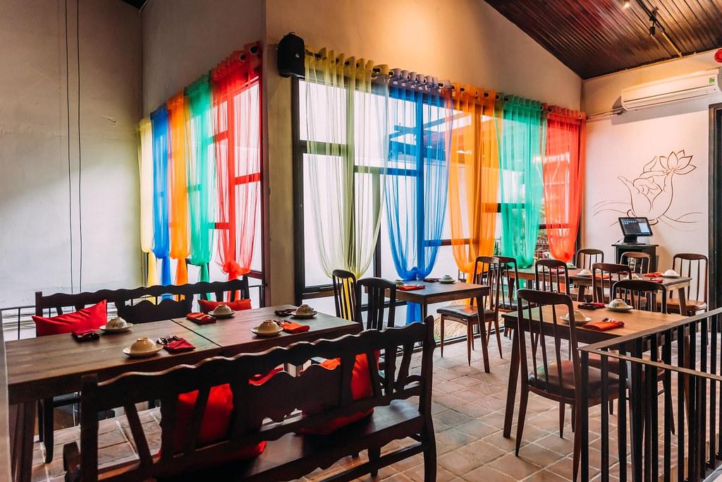 Shamballa Vegetarian Restaurant & Tea House Saigon 3