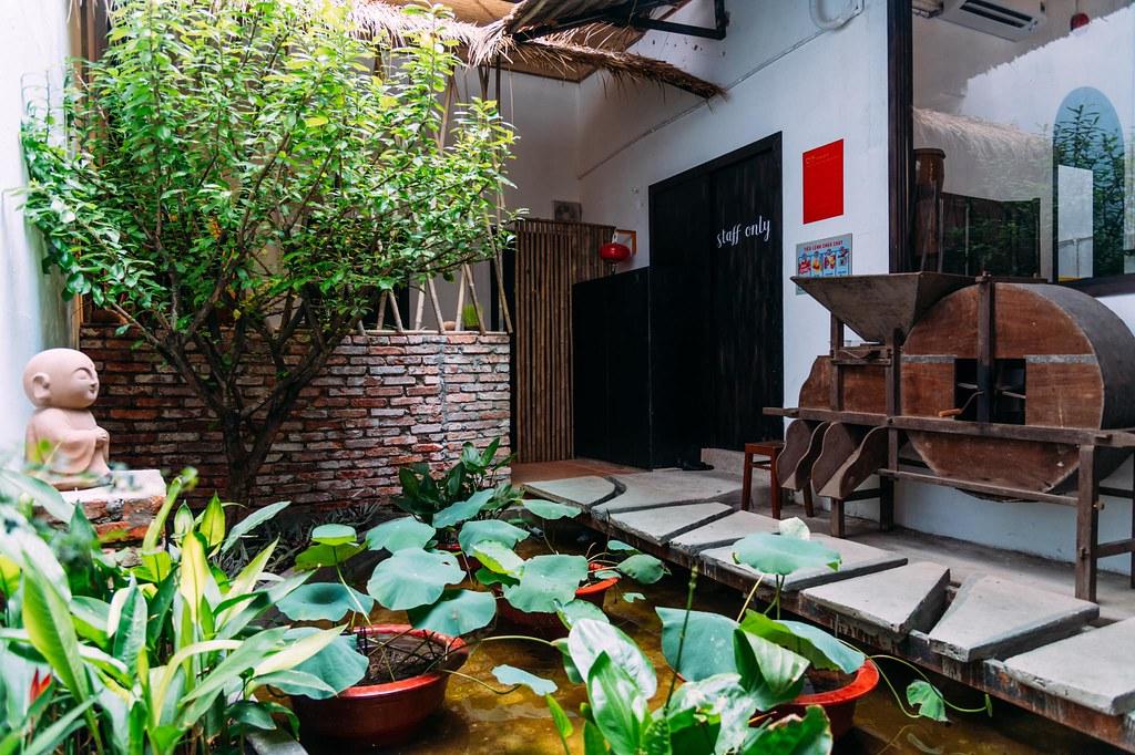 Shamballa Vegetarian Restaurant & Tea House Saigon 4