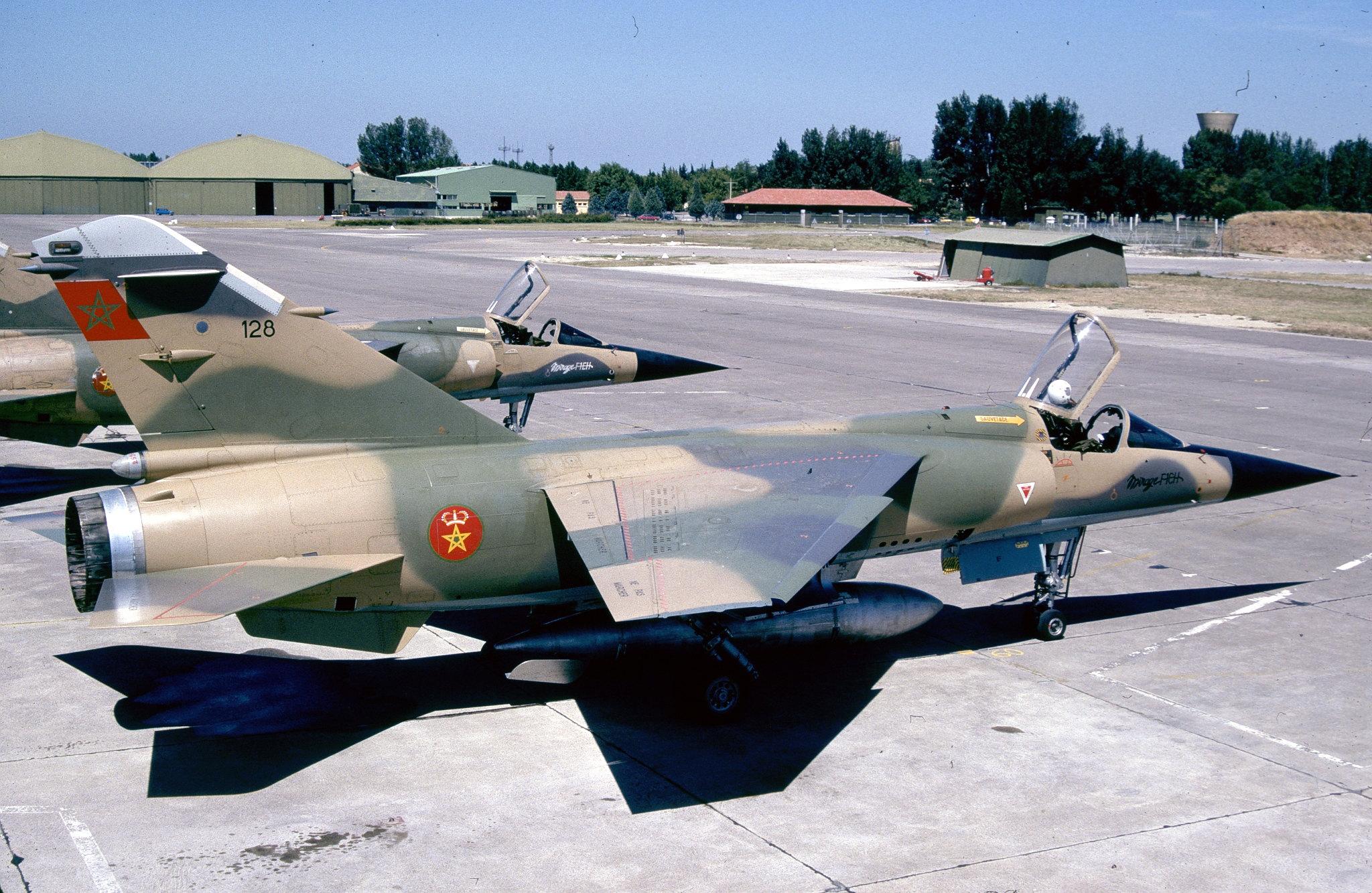 Échange - Base aérienne d'Orange, Juin et Juillet 1989 48993718916_73f92af8e8_k
