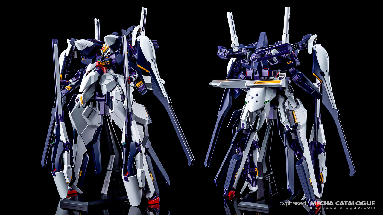 I Pre-Ordered Two! HGUC Gundam TR-6 [Haze'n-thley II Rah]
