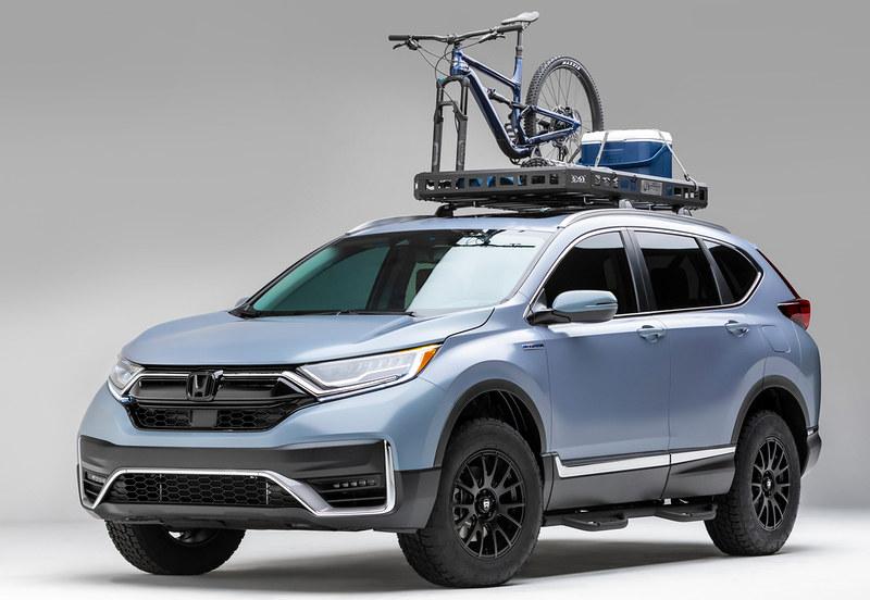 2020 Honda CR-V Do Build by Jsport for 2019 SEMA Show