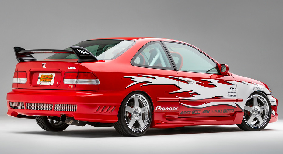26 - 1999 Civic Si Heritage Super Street Build for 2019 SEMA Show-1200x800