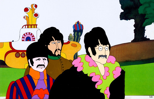 1968 .... 'Yellow Submarine' - The Beatles