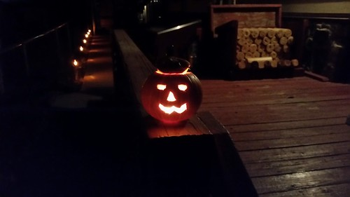 Fernley House Jack O Lantern