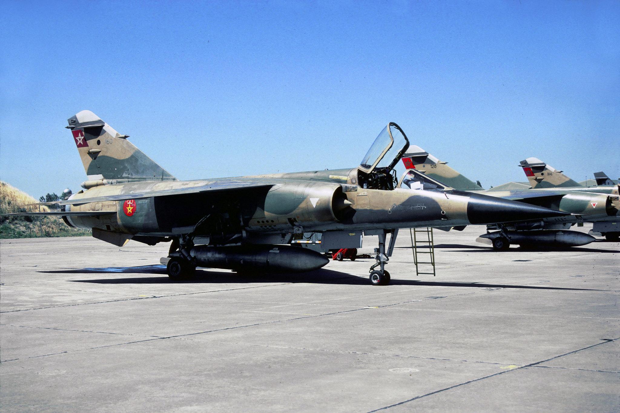 Échange - Base aérienne d'Orange, Juin et Juillet 1989 48993870327_a10b9a4158_k
