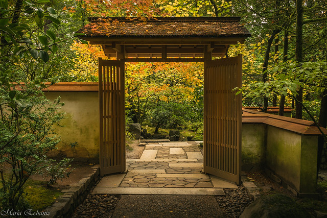 Gate to Nature