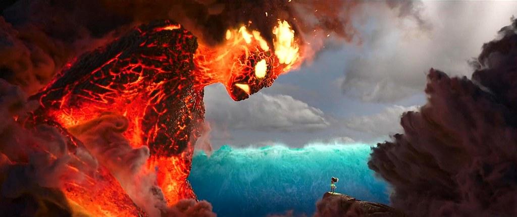 《海洋奇緣 Moana》。圖片來源:IMDb